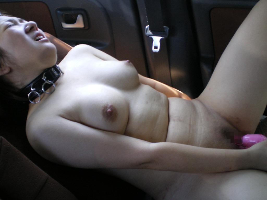 車乗ってるとムラムラするカップルが我慢できずにカーセックス!!!!!! 14232