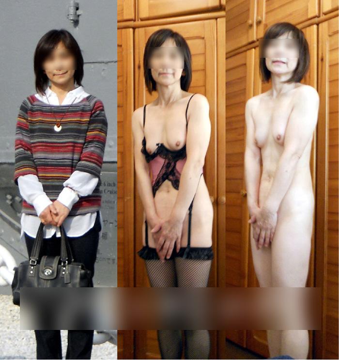 素人娘の私服姿とエッチしてる時の裸体の比較画像ってたまらんよなぁーwwwwwwww 1928