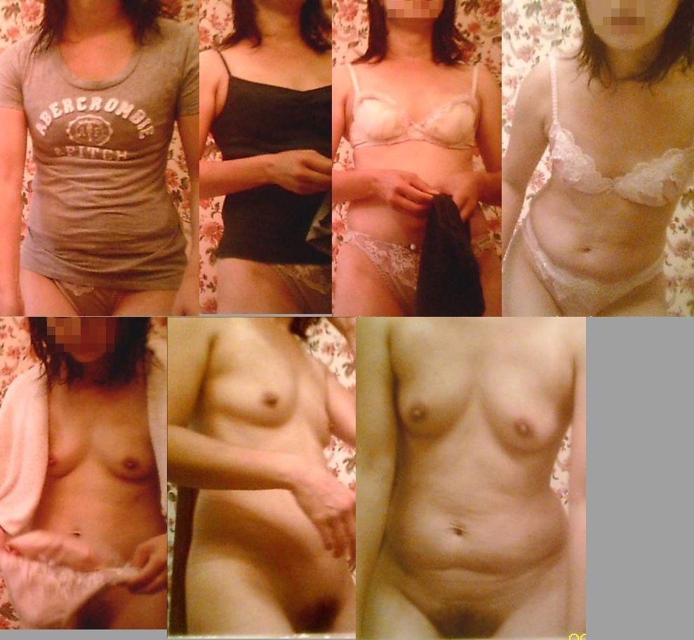 素人娘の私服姿とエッチしてる時の裸体の比較画像ってたまらんよなぁーwwwwwwww 1939