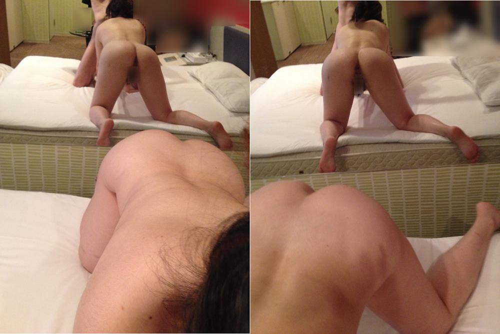 ラブホの鏡前で性欲爆発だぁーwww40代熟女犯してハメ撮りだぁーwww 2324