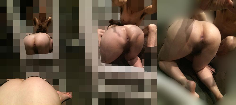 ラブホの鏡前で性欲爆発だぁーwww40代熟女犯してハメ撮りだぁーwww 2326