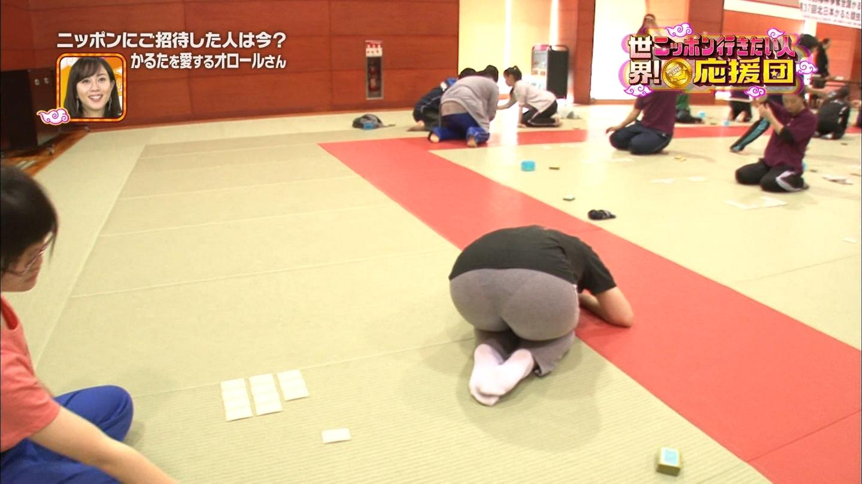 テレビに映った素人女性ってだけで抜けちゃうキャプ画像!!!!!!!!! 2004