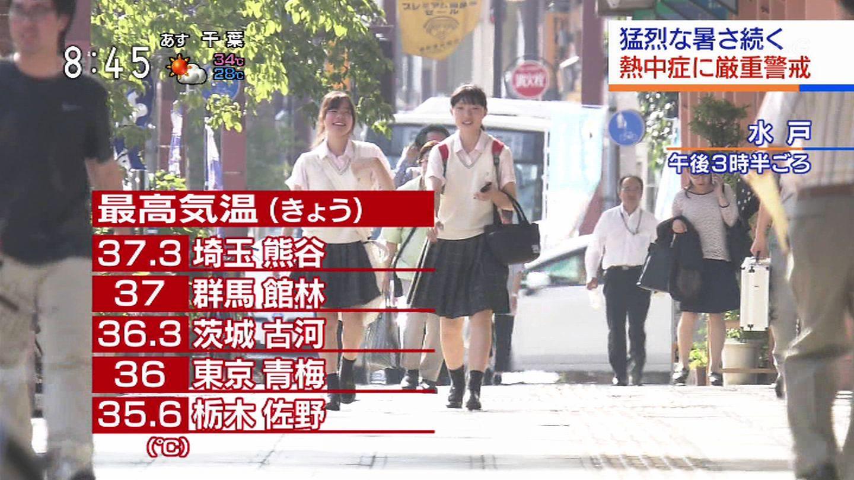 テレビに映った素人女性ってだけで抜けちゃうキャプ画像!!!!!!!!! 2008