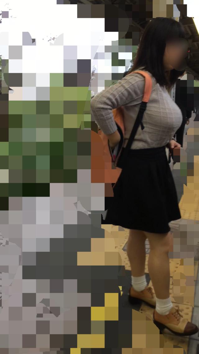 素人の街撮り爆乳おっぱい画像貼ってこうぜぇーwwwwwwwwwwwww iHEwkbO