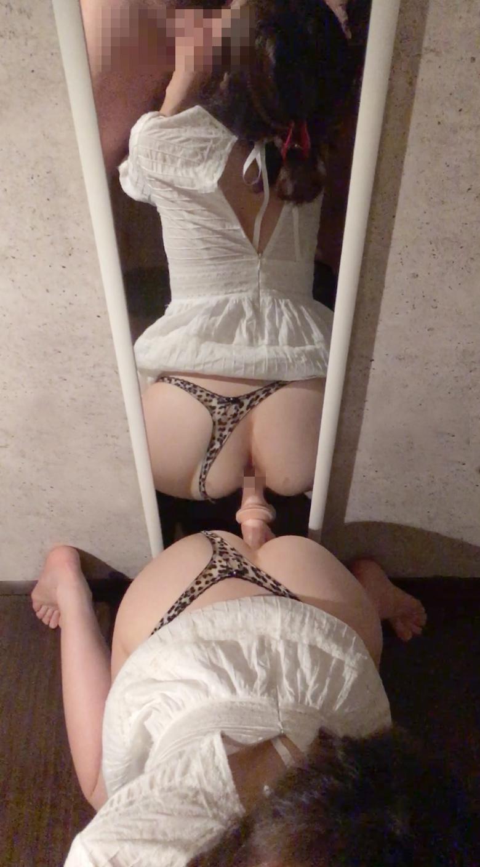 鏡前で自分たちの淫らな姿を見ながら興奮してるハメ撮り画像だぁーwwwwwwwwwww 1230