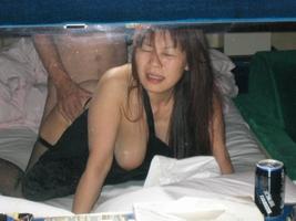 人妻とハメ撮りしてたら鏡に映る性行為がエッチ過ぎて写真撮っちゃいましたぁーwwwwwwwwwww