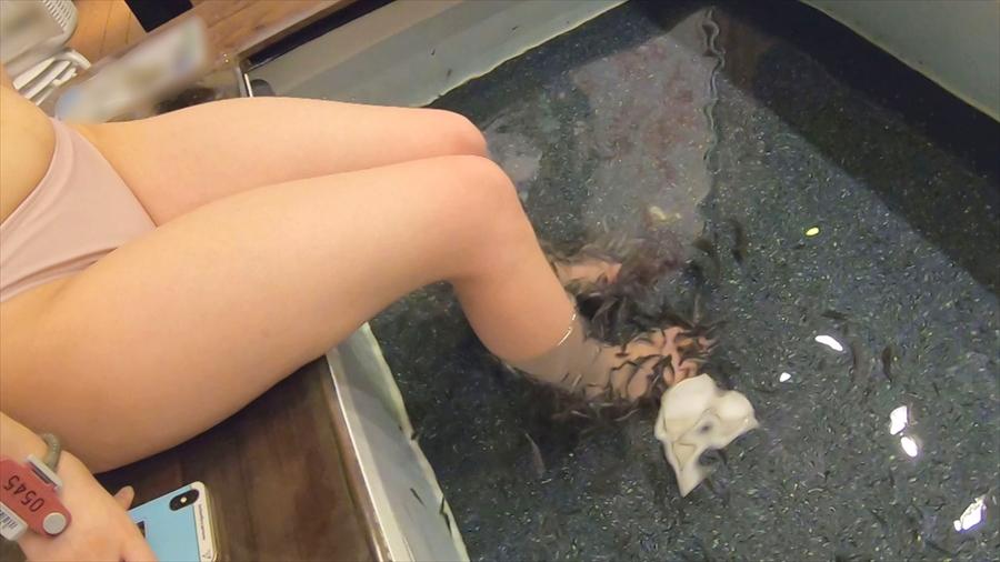 キャバ嬢と読モもやっている超絶美女と温泉を巡りデートだぁーwww手コキフェラからのパイズリにフル勃起マンコヒクヒク誘うから中出ししちゃいましたぁーwww 3002