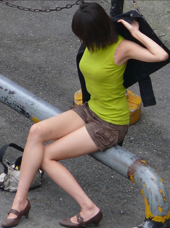 パンチラ・胸チラ・お尻のシコリティ高めの街撮りエロ画像をくださいwwwwwwwwwwwwwwww 180311 207