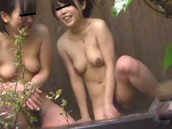 露天風呂でおっぱいプルンってしてるピチピチの素人女子の盗撮画像だぁーwwwwwwwwww Bbbj6N19OV