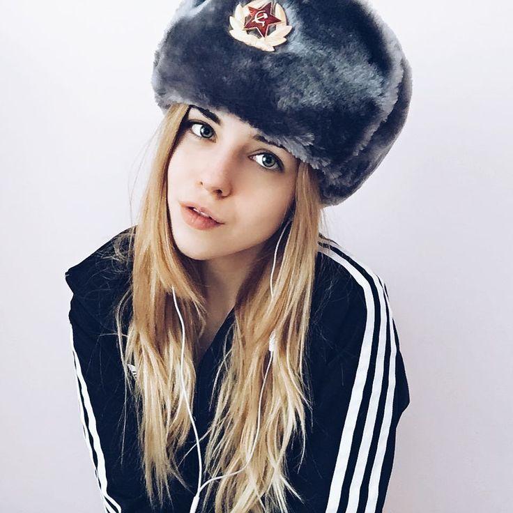 ロシアのヤンキーまんさん、いくらなんでも可愛すぎるwwwwwwwwwwwwwww TQOWCS6