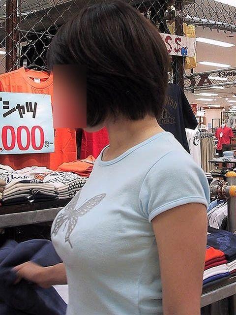 街往く巨乳おっぱいのお姉さんの素人盗撮エロ画像 003a1218