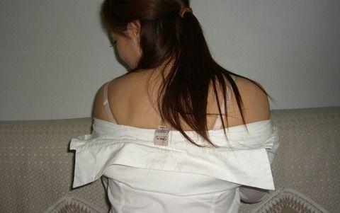 自意識過剰なセフレの素人妻をホテルで撮影したエロ画像 2b49005e