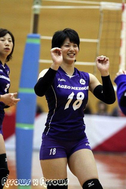 女子バレー吉村志穂のおっぱいが巨乳なエロ画像 2ba34244