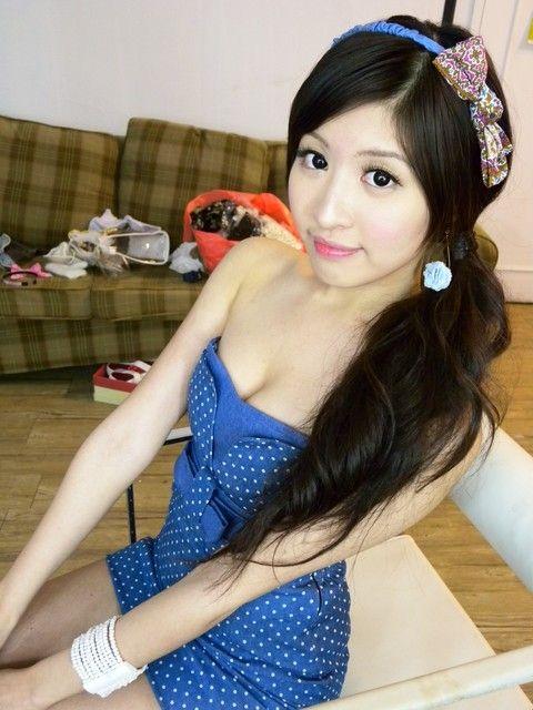 アジアン美女の自画撮り素人エロ画像 344568f3
