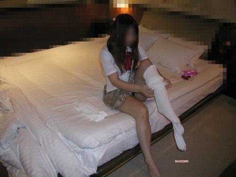 コスプレにノリノリでエロくなってる素人娘のエロ画像 37c7669c