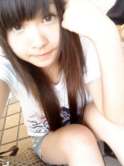 アジアン美女の自画撮り素人エロ画像 387097be