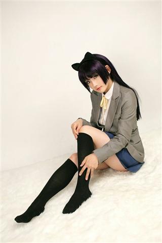 萌~なコスプレ美少女のエロ画像 4181e353