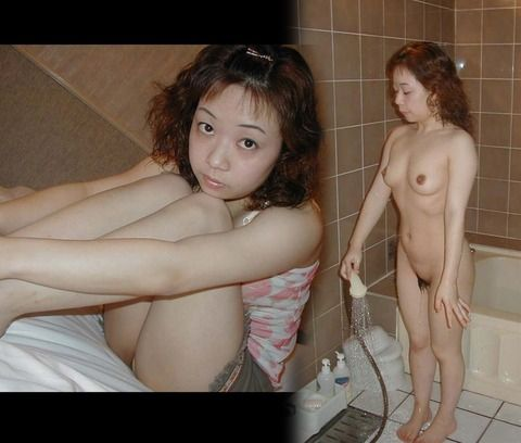 彼氏にしか見せたくない脱ぐ前脱いだ後がわかる素人娘のエロ画像 512e6711
