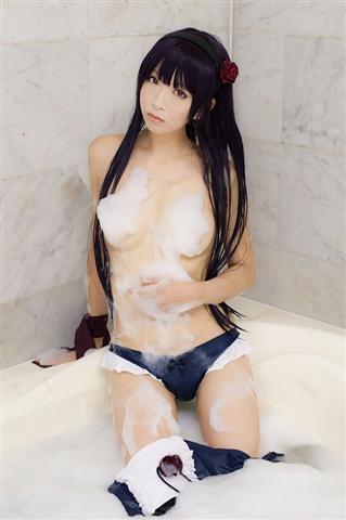 萌~なコスプレ美少女のエロ画像 5664cdfd