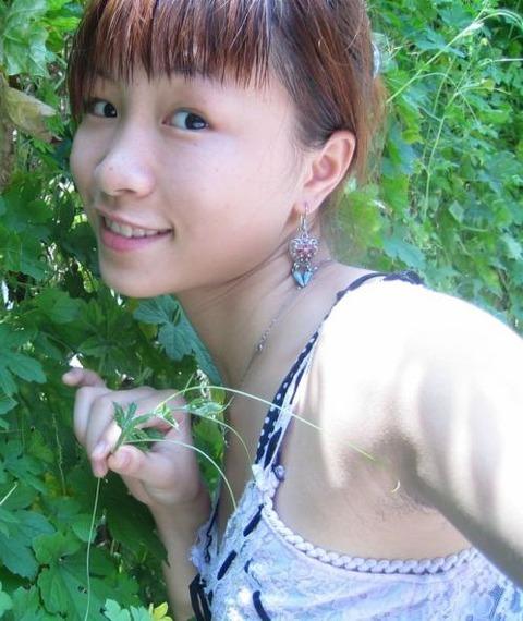 お姉さんのワキの様子がよく分かるワキフェチ用エロ画像 61425d97 s