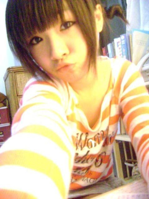 アジアン美女の自画撮り素人エロ画像 6ed2fa6b