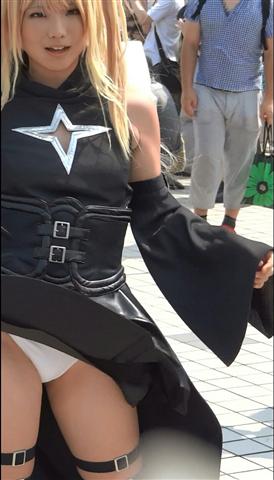 萌~なコスプレ美少女のエロ画像 795b6563