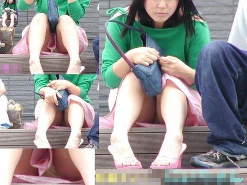 性的興奮作用のある香りを放つ素人お姉さんのパンチラ画像 91b77036 s