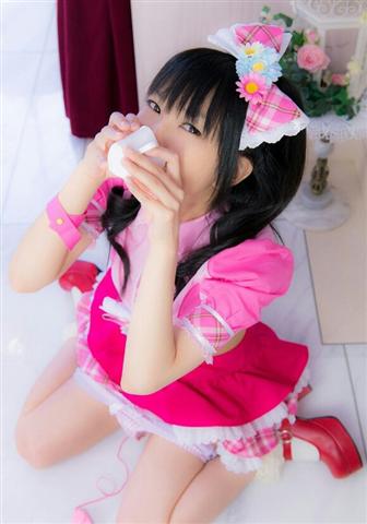 萌~なコスプレ美少女のエロ画像 b75ebb71