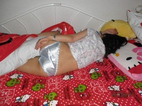 素人カップルが自慢の彼女のパンツ姿をおすそ分けのエロ画像 c0c9a911