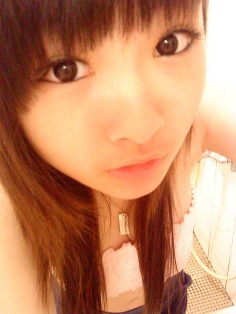 アジアン美女の自画撮り素人エロ画像 de260841